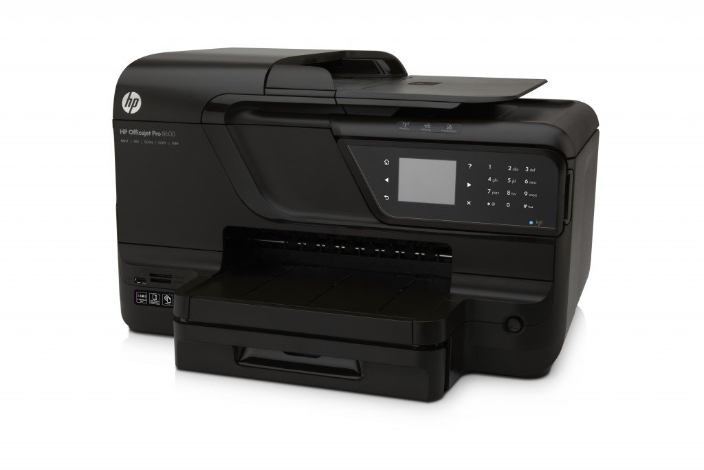 hp officejet pro 8600 printer software