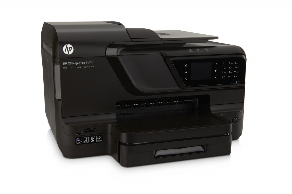 Hp Cm749a Officejet Pro 8600 E All In One Print Scan