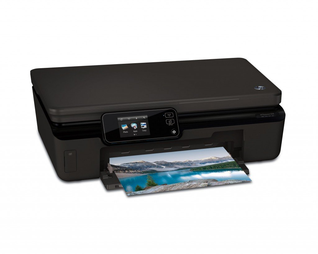 Hp Photosmart 5520 E All In One Printer Amazon Co Uk