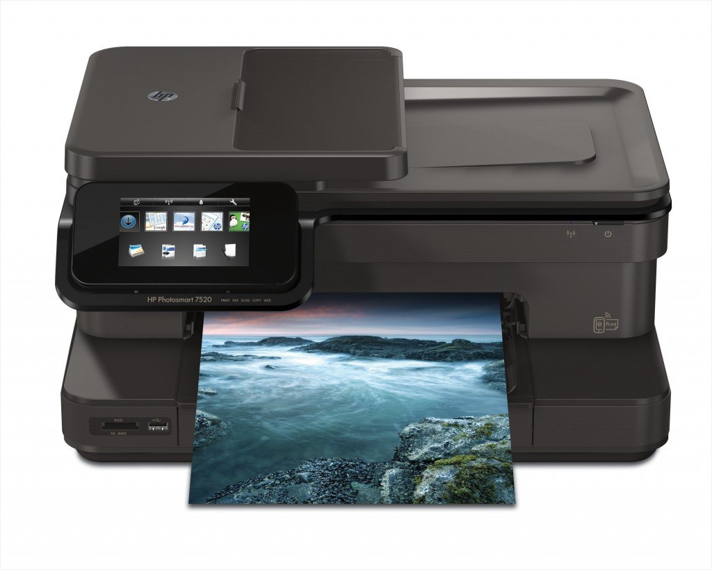 HP Photosmart e-All-in-One Printer series