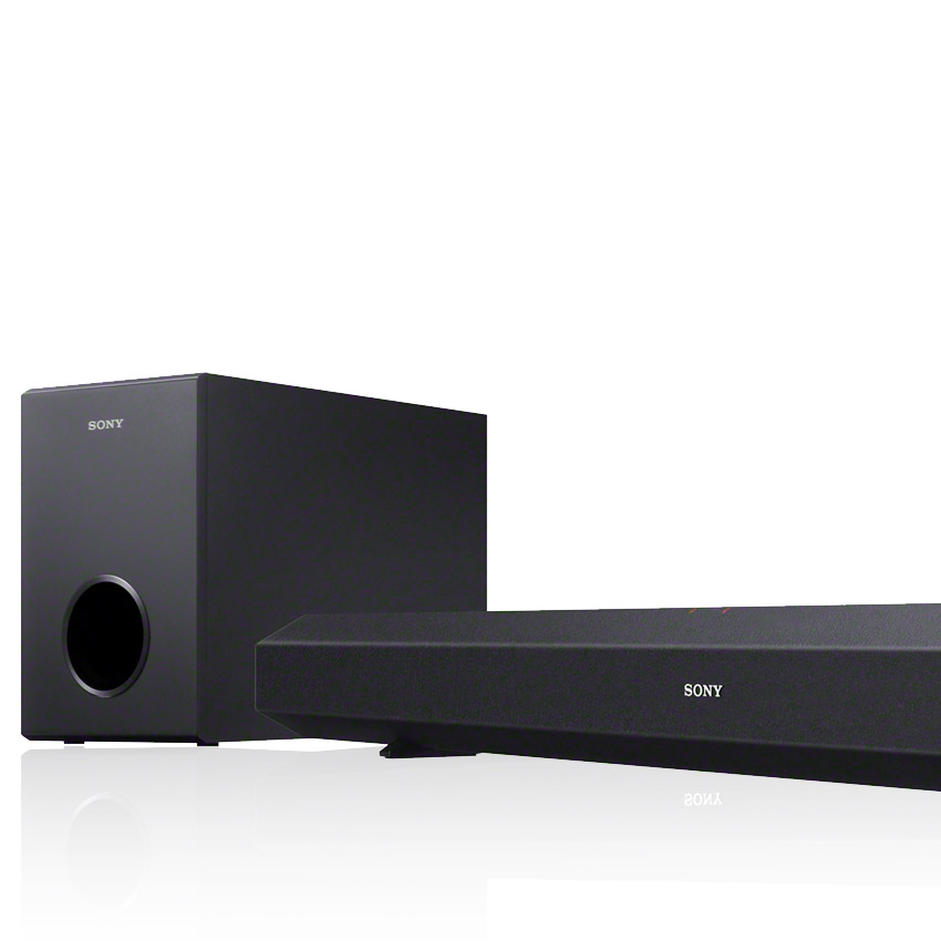 how to connect sony subwoofer to tv