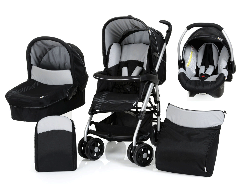 hauck condor all in one travel system moonlight capri. Black Bedroom Furniture Sets. Home Design Ideas