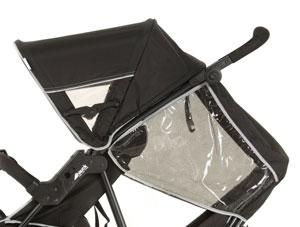 Detachable canopy