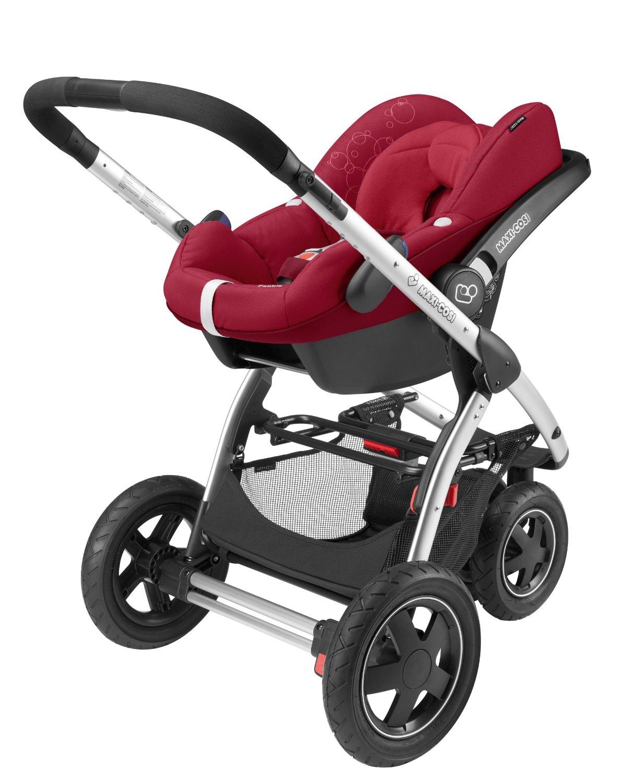 maxi cosi mura plus 4 wheel pushchair modern black baby. Black Bedroom Furniture Sets. Home Design Ideas