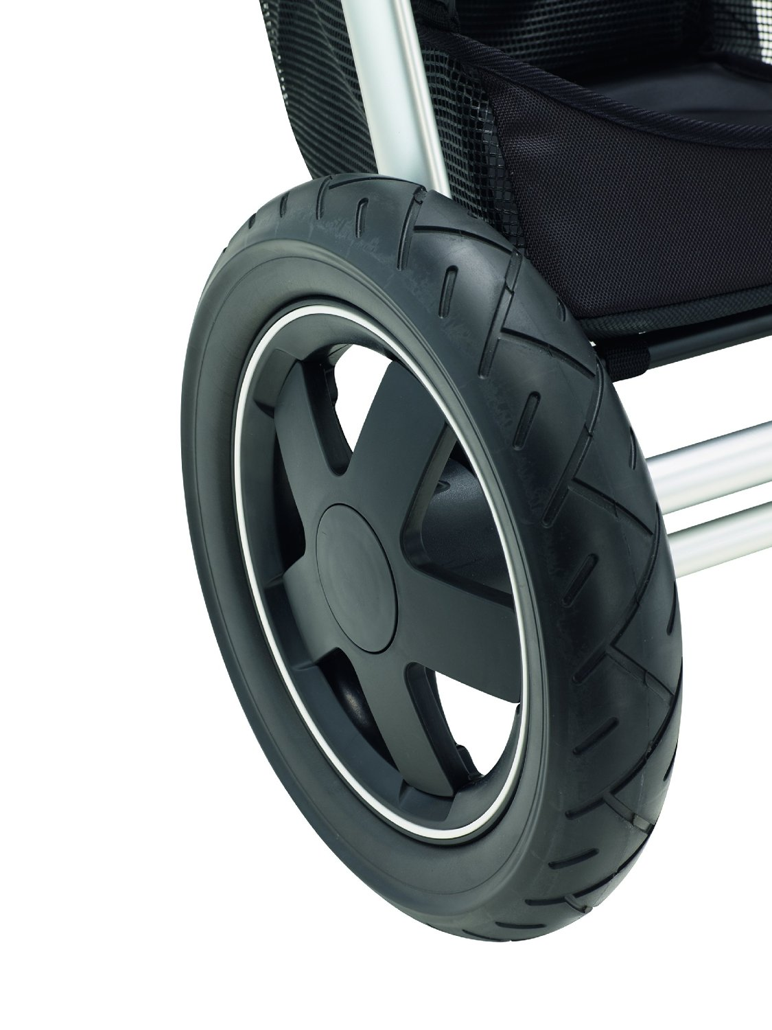 Maxi Cosi Mura Plus 4 Wheel Pushchair Modern Black