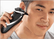 Look your very best with Philips PowerTouch PT920 Electric Shaver