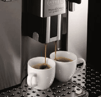 Two-cup option