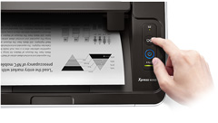 One-touch Print Button