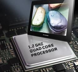 Quad Core processor
