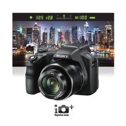 Superior Auto – automatic light and focus setting of up to 15 scenes..