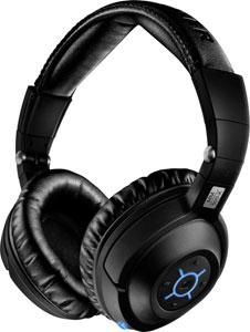 Sennheiser MM 550-X TRAVEL Bluetooth Wireless Headset with Noise Cancelling