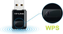 TP-Link's 300Mbps Mini Wireless N USB Adapter