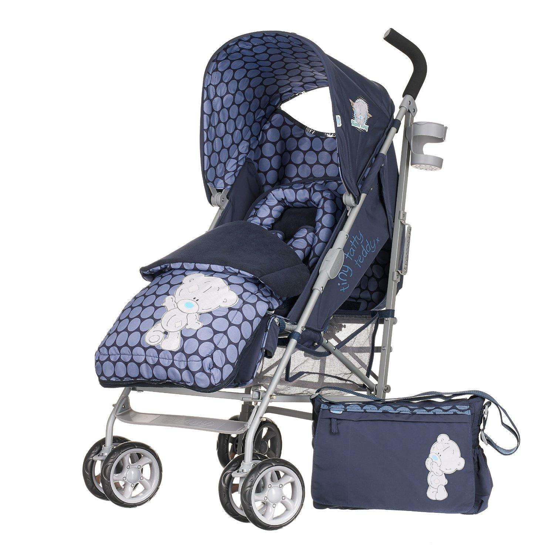 Tiny Tatty Teddy Stroller Bundle Navy Amazon Co Uk Baby