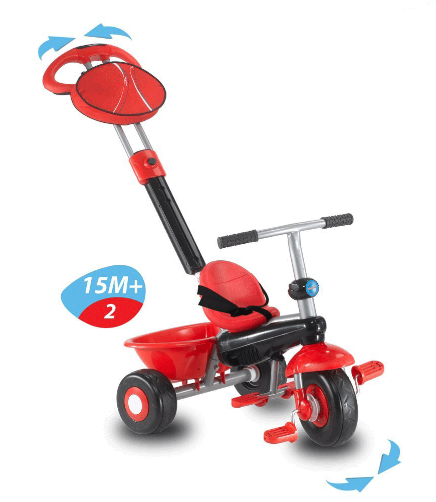 smartrike sport 3 in 1 tricycle amazon co uk toys games rh amazon co uk Smart Trike Pink smart trike 4 in 1 manual