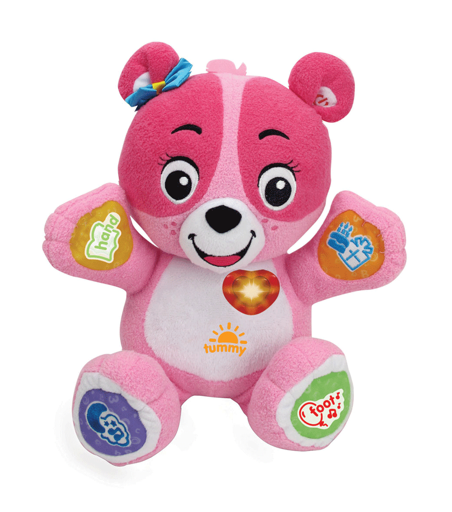 Vtech Baby Cora The Smart Cub Amazon Co Uk Toys Amp Games