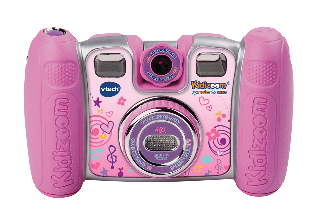 vtech kidizoom twist plus camera pink amazoncouk