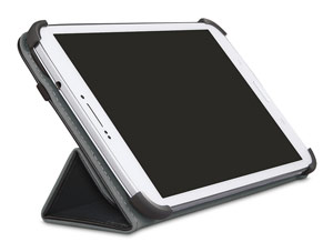 Belkin Smooth Tri-Fold Cover with Stand for the Samsung Galaxy Tab 3 8.0 Product Shot