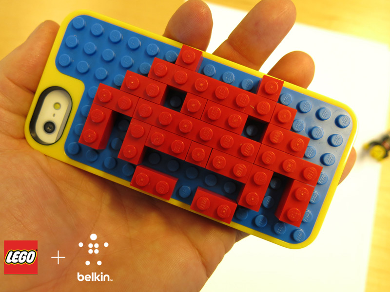Belkin lego builder case for iphone se for Case lego city