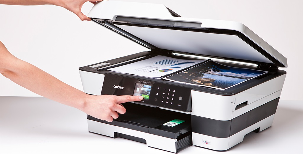 Brother Mfc J6520dw A3 Colour Inkjet Wireless