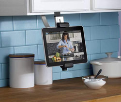 Belkin Kitchen Cabinet Mount for Tablets Product Shot