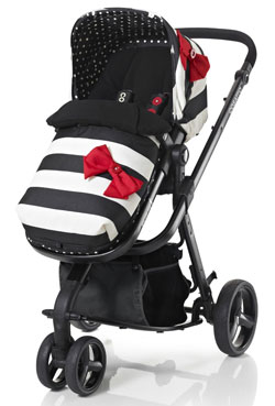 Giggle Travel System in Go Lightly