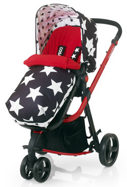 Giggle Travel System in All Star