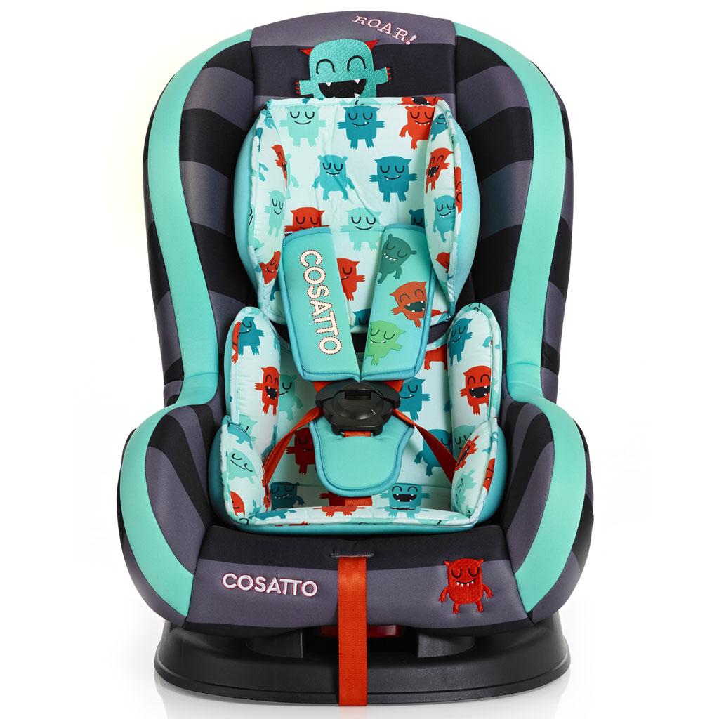 Cosatto Moova Group 1 Toddler Car Seat 2014 Range