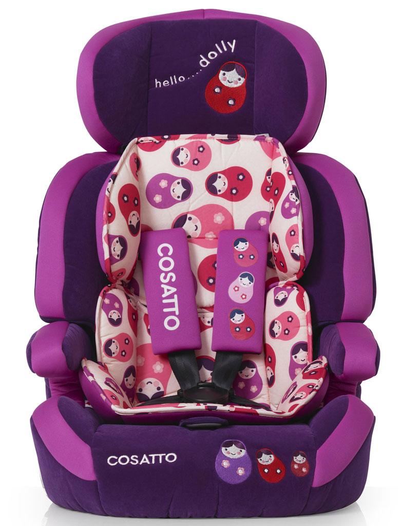 Cosatto Pink Car Seat