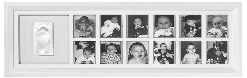 Luxury Babys First Year Frame Embellishment - Frames Ideas ...