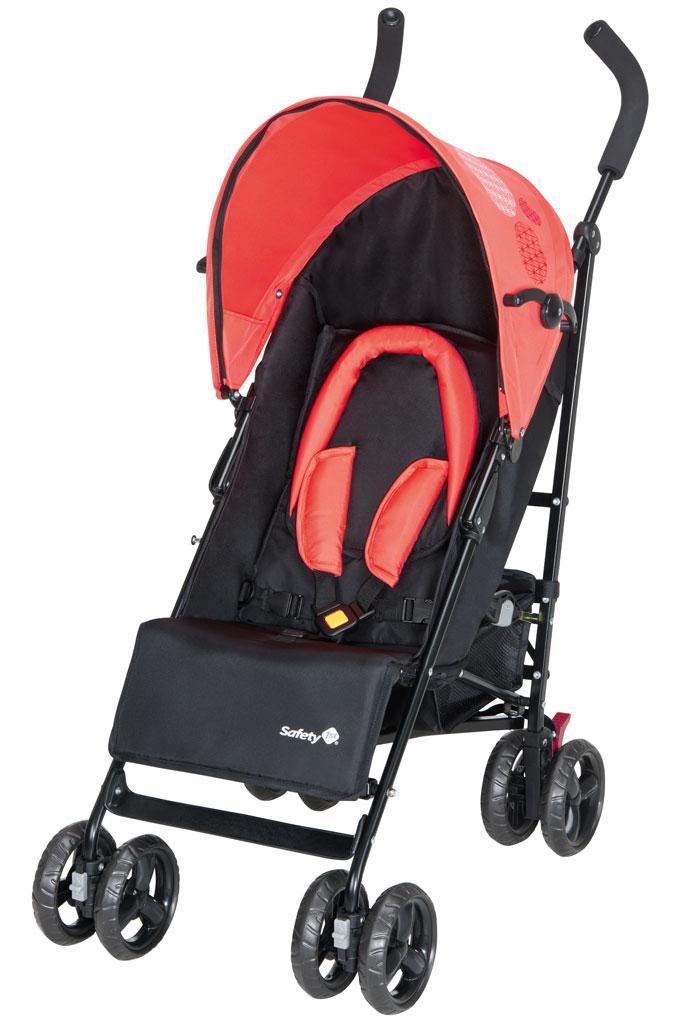 safety 1st slim buggy black red baby. Black Bedroom Furniture Sets. Home Design Ideas