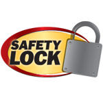 Fellowes Safety Lock Technology