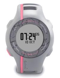 Forerunner 110: Wear as a watch<