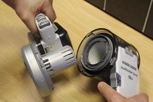 Black Decker Dustbuster Filter To Fit Pv9625n Pv1225npm