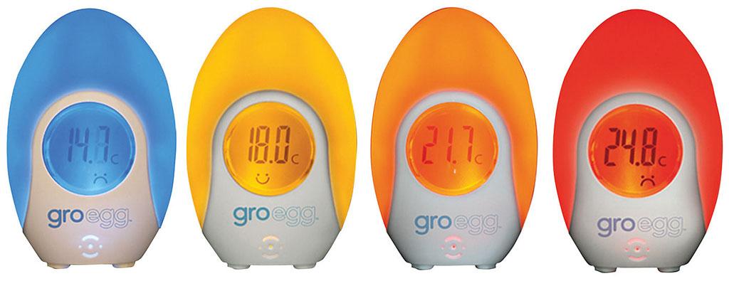 The Gro Company Gro Egg Room Thermometer Amazon Co Uk Baby