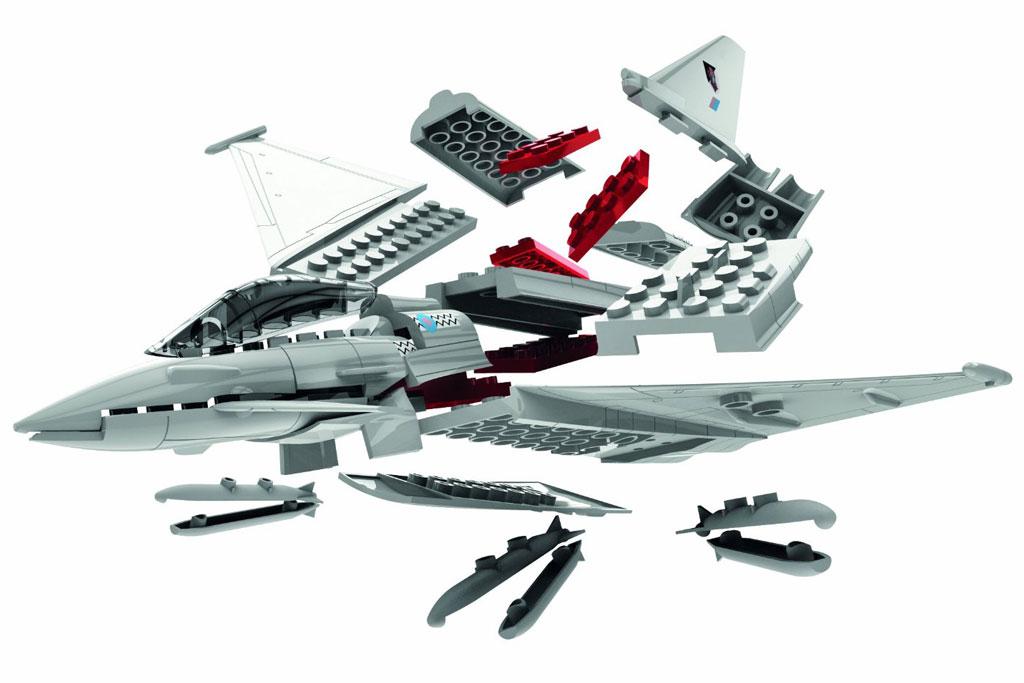 Airfix Quick Build Eurofighter Typhoon Model Kit