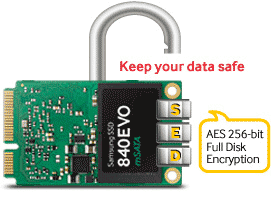 Keep your data safe