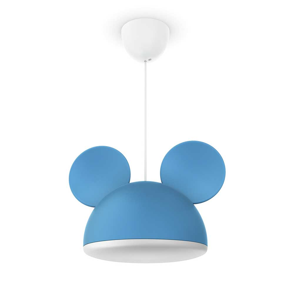 Philips disney mickey mouse childrens ceiling pendant lightshade product description aloadofball Gallery