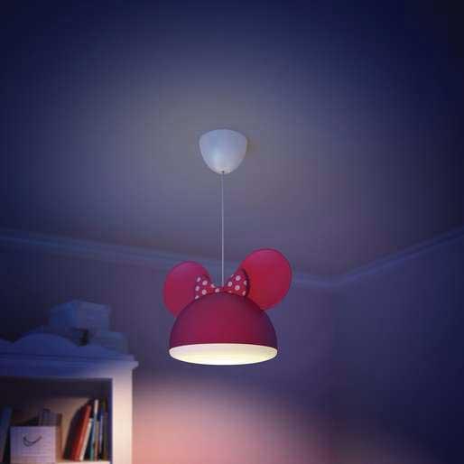 Philips Disney Minnie Mouse Children's Ceiling Pendant