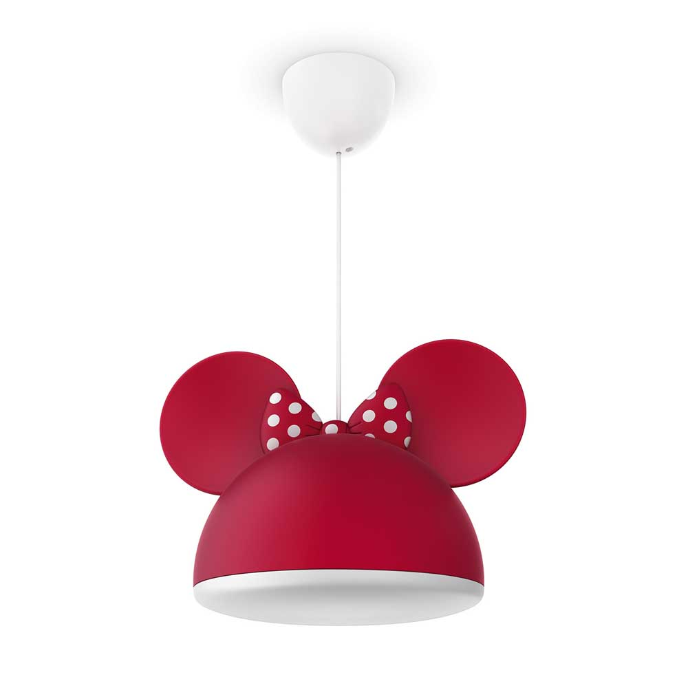 ... Lamp And Shade Audiocablefo Philips Disney Minnie Mouse Childrens  Ceiling Pendant Lightshade Product Description Audiocablefo ...