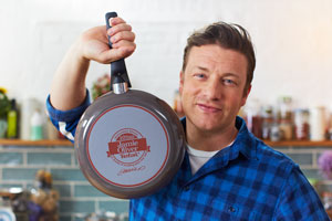 Tefal Jamie Oliver By 26 Cm Anniversary Frying Pan With