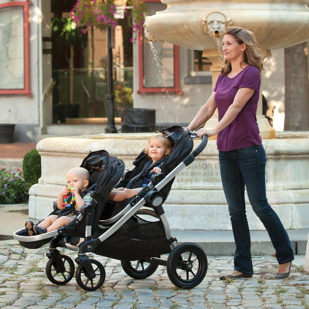 Baby Jogger City Select (Ruby): Amazon.co.uk: Baby