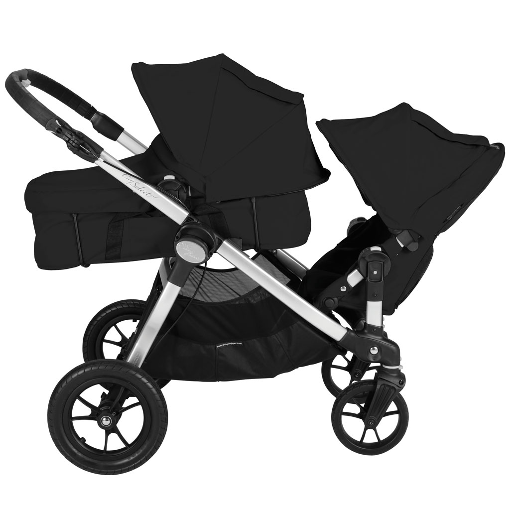 Baby Jogger City Select With Infant Car Seat