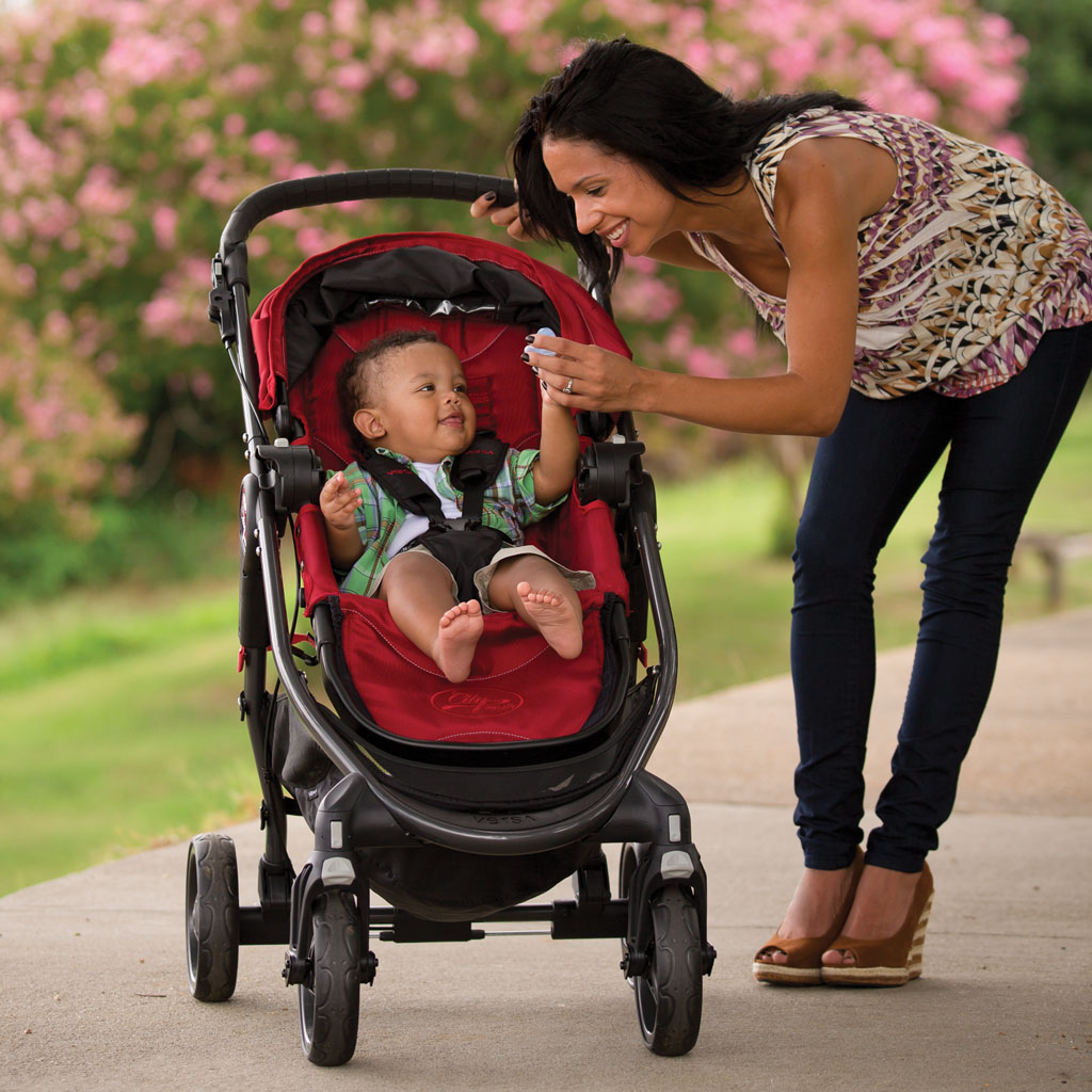 Baby Jogger City Versa Red Amazon Co Uk Baby