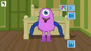 Monster Maker activity