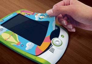 LeapPad2 Custom with sticker