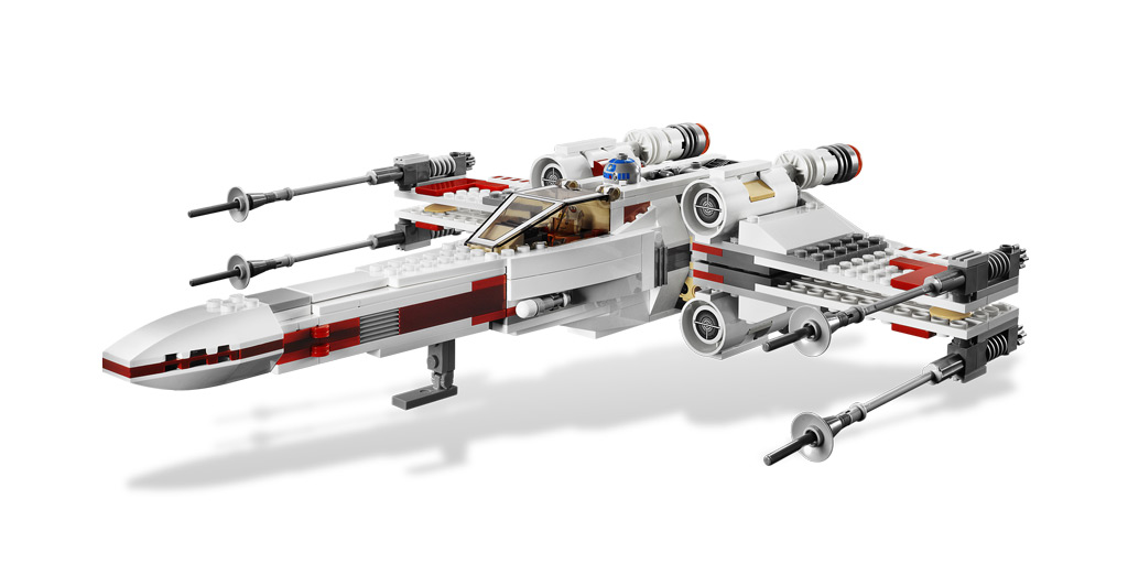 lego star wars 9493 x wing starfighter. Black Bedroom Furniture Sets. Home Design Ideas