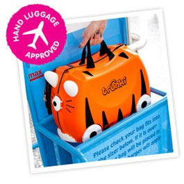 Suitable for hand luggage