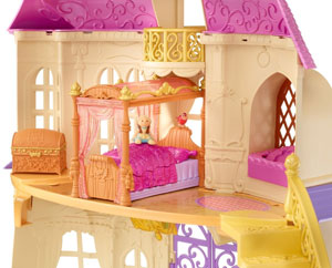 Disney Sofia the First Magical Talking Castle: Amazon.co.uk: Toys ...