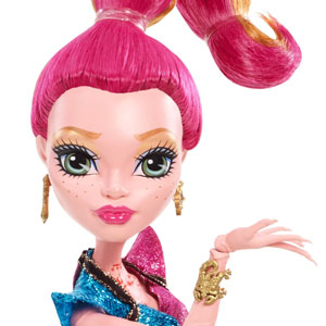Monster High 13 Wishes Gigi Doll Amazoncouk Toys  Games