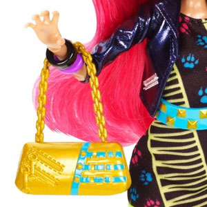 Howleen Wolf purse accessory